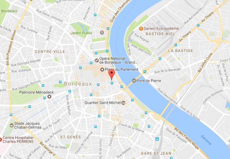 Centre Ville Programme Malraux Bordeaux