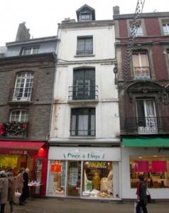 Malraux Dieppe Facade