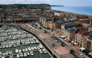 Malraux Dieppe port