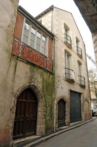 Malraux Blois Rue des Juifs