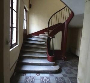 Malraux Escalier Place Carmes