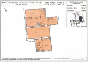 Malraux Plan Etage Place Carmes