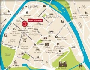Plan Malraux Besançon