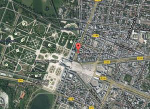 Satelitte Malraux Versailles