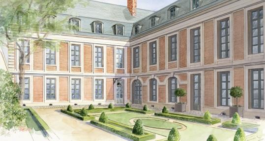 Malraux Versailles Jardin Francaise