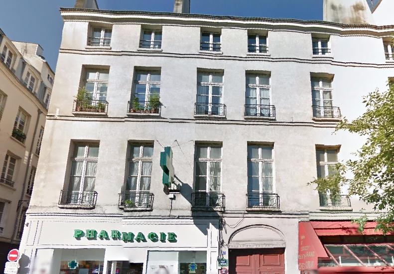 Loi Malraux Immeuble Rue de bretagne