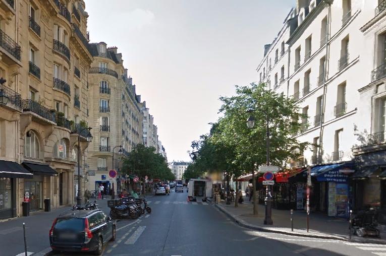 Programme Malraux Rue de bretagne Vue