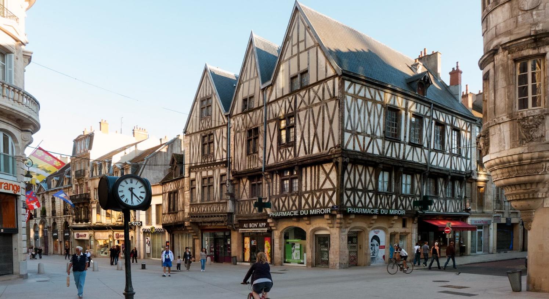 Centre Ville Malraux Dijon