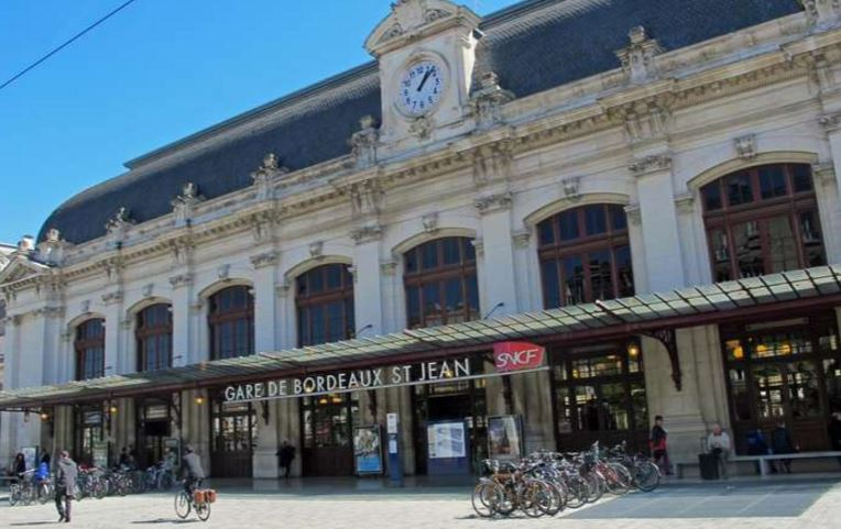Gare Bordeaux Saint Jean