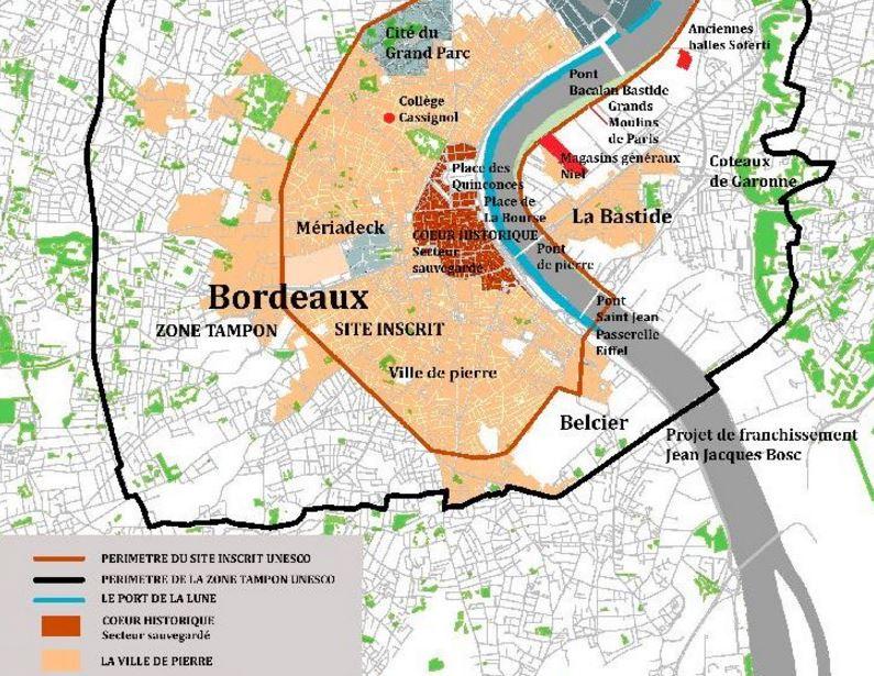 Secteur Sauvegardé Malraux Bordeaux