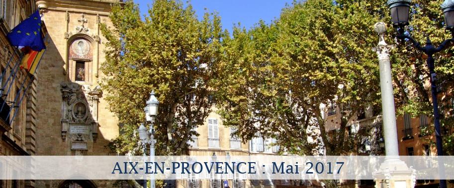 Programme Malraux Aix en Provence