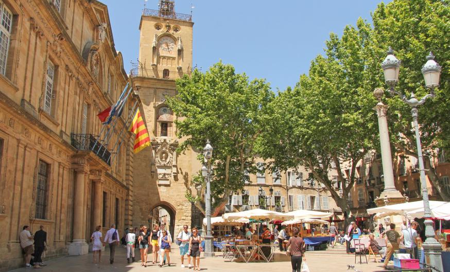 Programme Loi Malraux Aix en Provence Centre Ville