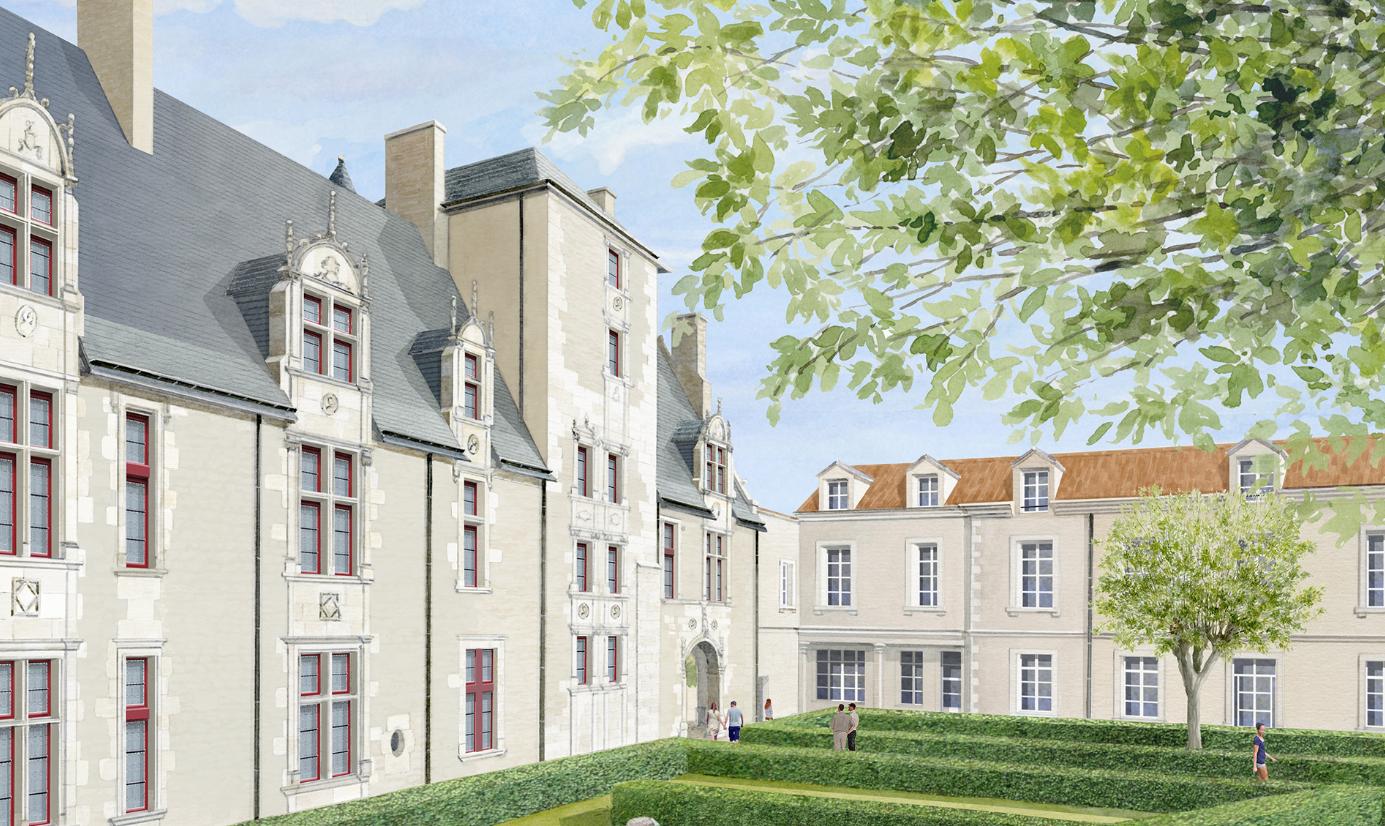 Programme Loi Malraux Rénoné Poitiers