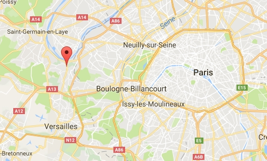 Bougival Paris MMonument Historique