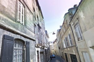 Rue des Chandeliers